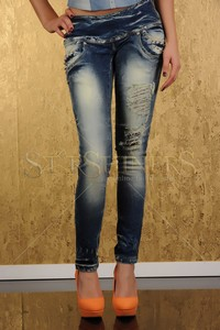Jeans Mexton Perfect Trend Blue