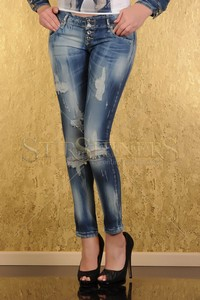 Jeans Mexton Pure Action Blue