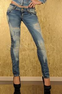 Jeans Mexton Rich Glamour Blue