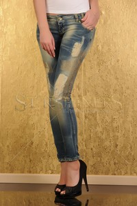 Jeans Mexton SpotLight Blue