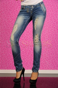Jeans Mexton Star Supreme Blue