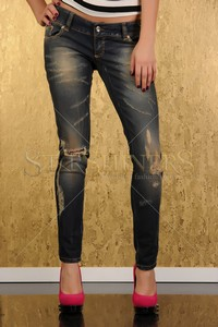 Jeans Mexton Trend Reflect Blue