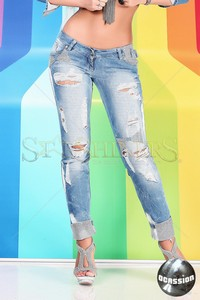 Jeans Ocassion Brightness Blue