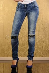 Jeans Ocassion Expresiv Blue