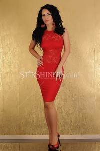 Rochie Fofy Beautiful Legend Red