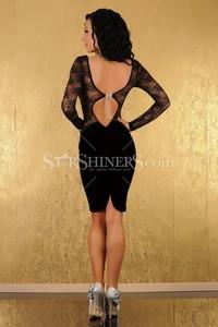 Rochie Sensual Trend Black