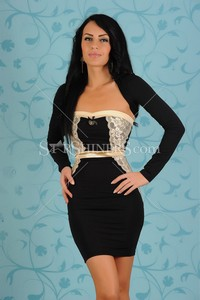 Rochie My77 Beauty Inspire Black
