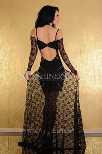 Rochie Romantic Hit Black