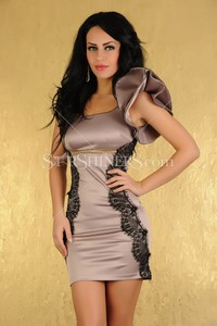 Rochie Sumptuous Style Lila