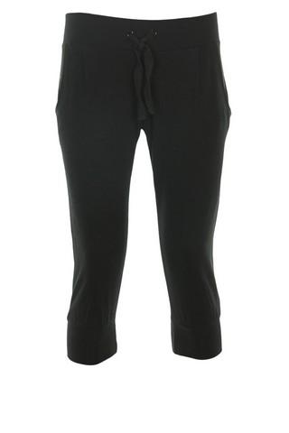 Pantaloni sport Bershka Valhalla Black