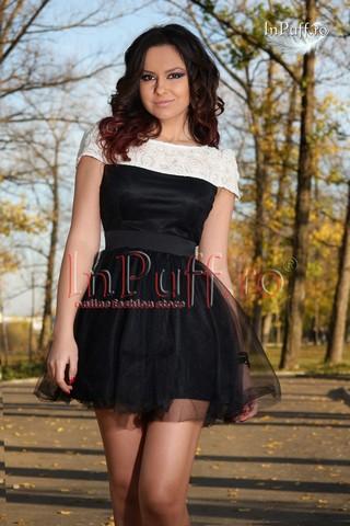 Rochie Barbie din tul