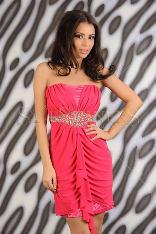 Rochie Magical Smile Pink