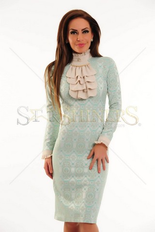 Rochie LaDonna Lucky Spell Turquoise