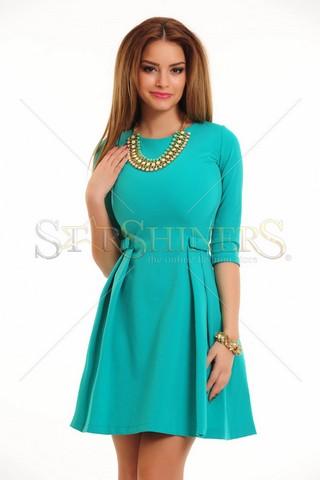 Rochie LaDonna Rare Jewel Turquoise