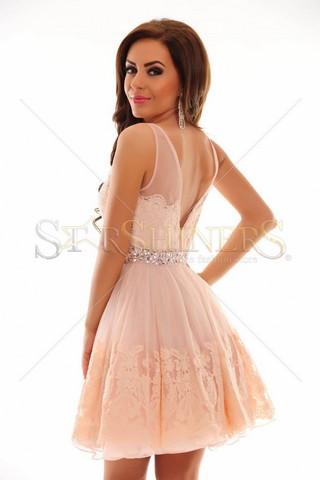rochii elegante lungime medie