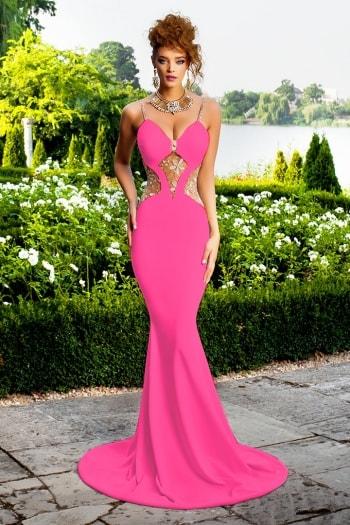 cumpărători de vânzări mai aproape de concept nou Rochii elegante de nasa lungi pentru nunta 2017 | BellaDiva