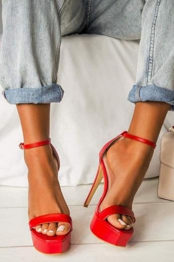 Modă cel mai bine vândut magazine populare Sandale de dama cu toc si platforma ieftine pentru vara 2019 | BellaDiva